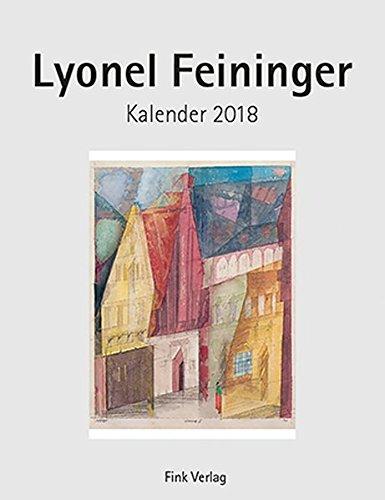 Lyonel Feininger 2018: Kunst-Einsteckkalender