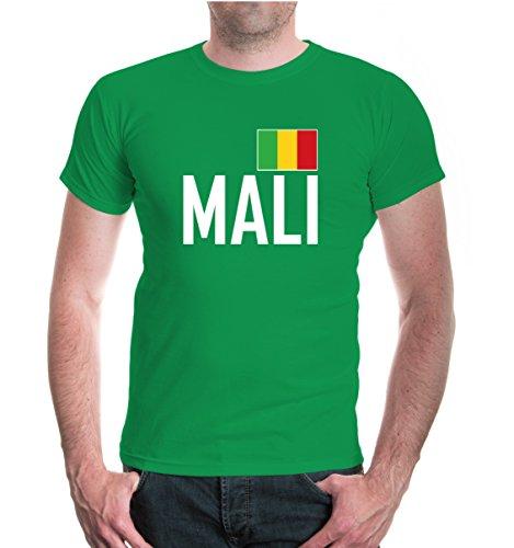 buXsbaum® T-Shirt Mali Kellygreen-