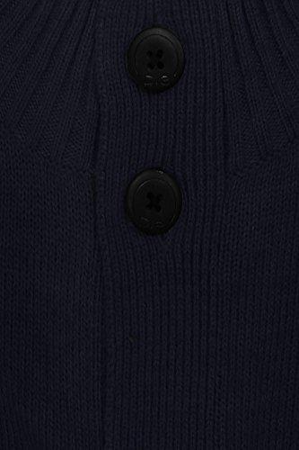 Dissident - Pull - Manches Longues - Homme Bleu - Bleu marine