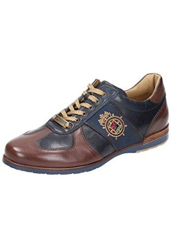 Galizio torresi chaussures homme-bleu/marron Bleu - Bleu