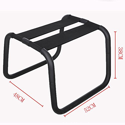 DAYYN Multifunktions-Stuhl Erwachsene Sex-Möbel Elastischer Liebesstuhl für Paar Erotische Spielzeug S