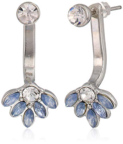 GUESS Women's 6-Pair Mixed Earrings Set including Studs and Drops -
