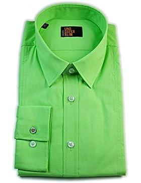 Seidensticker Herren Langarm Hemd UNO SUPER SLIM grün 570590.75