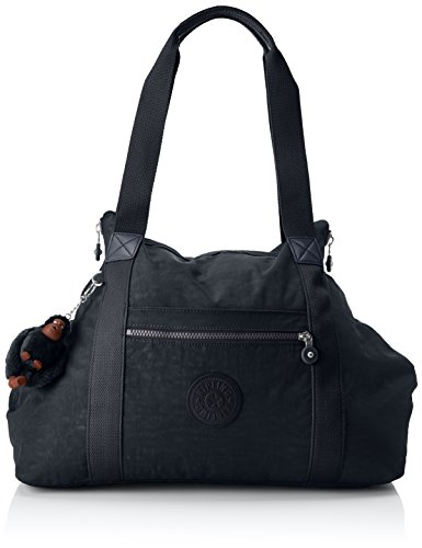 Kipling Art M, Medium Travel Tote, 58 cm, 26 liters, Blue (True Navy)