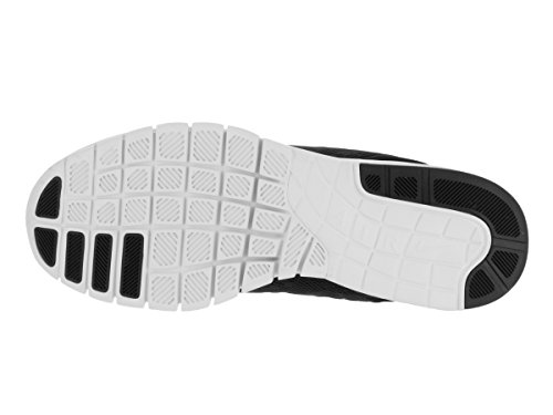 Nike Stefan Janoski Max, Scarpe da Skateboard Uomo, Orange (Arancione), Talla Nero (Black/white)