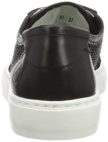 Bronx - Mec 65273 A01, Sneaker basse Donna Nero (Nero)