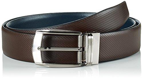 Mexx MX3025070, Cintura Uomo, Marrone (Ganache 017), 85 cm (Taglia Produttore:S)