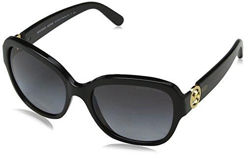 Michael kors kendall i 1024f6 60, occhiali da sole unisex-adulto, oro (gold/orange flash)