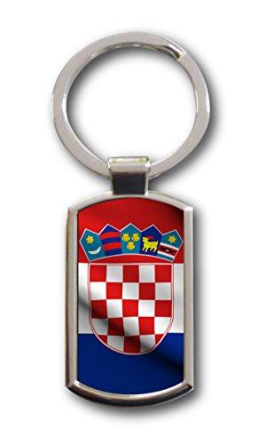 Schlüsselanhänger Kroatien Hrvatska 3