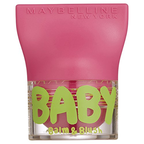 Maybelline New York Baby Lips Baume à Lèvre 02 Flirty Pink - Lot de 2