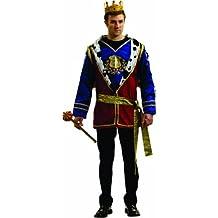 Dress Up America 712 - Edler König Kostüm, mehrfarbig