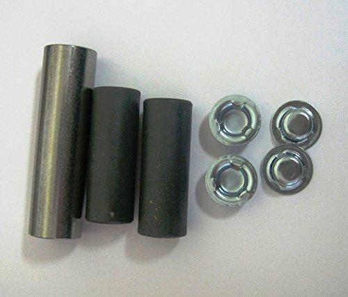 BIG Reifenmontagematerial Hutclips 10mm, Abstandshülsen Bobby Car, Quad Traktoren