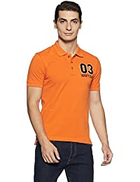 6ce8a301c47 Amazon.in  Oranges - T-Shirts   Polos   Men  Clothing   Accessories
