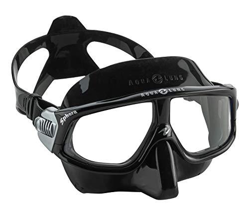Aqua Lung Sphera - Masque de plongée - Homme (Taille unique) (Noir)