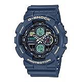 CASIO Herren Analog - Digital Quarz Uhr mit Resin Armband