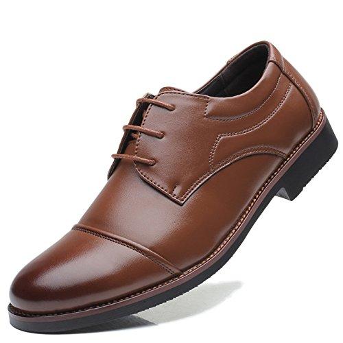 Plus Size Herren Derby Schuhe Business Formal Schnürschuhe -