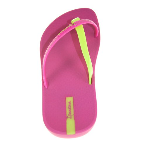 Ipanema Mix Color 81137 Damen Zehentrenner Pink/Yellow