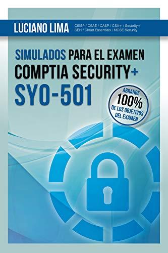 Simulados para el examen CompTIA Security+ SY0-501