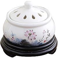 Weihrauch-Brenner - Timing Temperaturregelung elektronische Keramik Aromatherapie Ofen - Agarwood Ofen ätherisches... preisvergleich bei billige-tabletten.eu