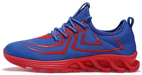 NSPX Scarpe da ginnastica di moda di Lightning Pattern di modo delle scarpe da tennis Scarpe da portare traspiranti di grande formato Scarpe sportive di grandi dimensioni , 41 803BOLN-39