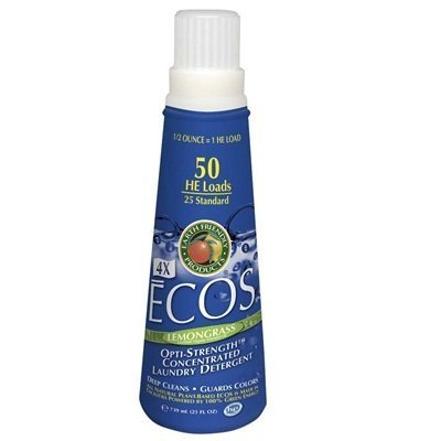 earth-friendly-ecos-4x-concentrated-lemongrass-laundry-detergent-liquid-25-fluid-ounce-6-per-case-by