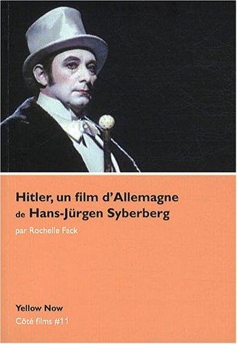 Hitler, un film d'Allemagne de Hans-Jürgen Syberberg