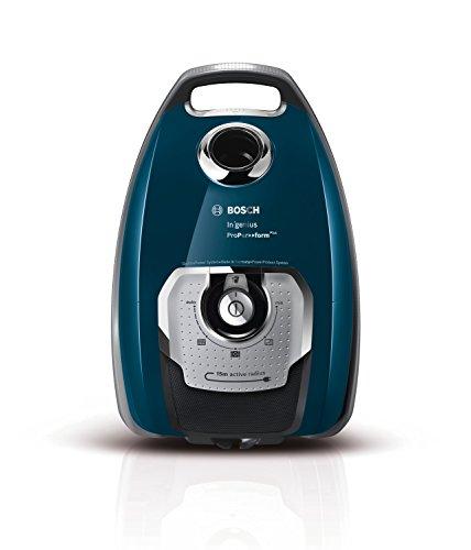 Bosch BGL8508 - Aspiradora (750 W, A, 28 kWh, 10 A, Aspiradora cilíndrica, Bolsa para el polvo)