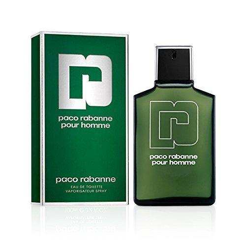 Paco Rabanne Pour Homme Eau De Toilette Splash & Spray 200ml/6.7oz - Parfum Herren -