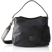 034b53a4b7 Trussardi Jeans Rabarbaro Hobo Bag, Borsa a Spalla Donna, 36x28x11 cm (W x