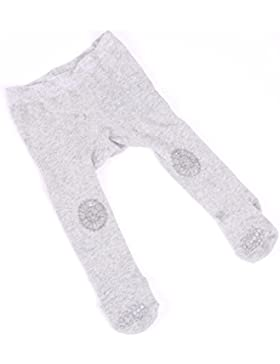 QinMM Trendy Beinwärmer Baby Mädchen Hosen Rutschfeste Silica Gel Hosen Legging