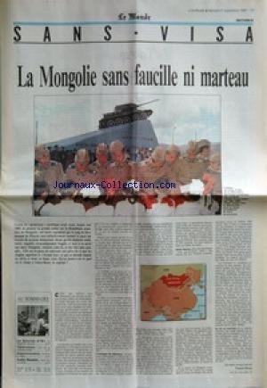 monde-le-du-21-09-1991-la-mongolie-sans-faucille-ni-marteau-par-francis-deron-la-goutte-d-39-or-le-maghreb-chez-lui-l-39-art-de-la-telecommande-gastronomie-herbes-fraiches-saint-nazaire-quai-des-lumieres