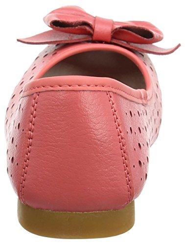 Spot On F80207, Ballerine Donna Pink (coral)