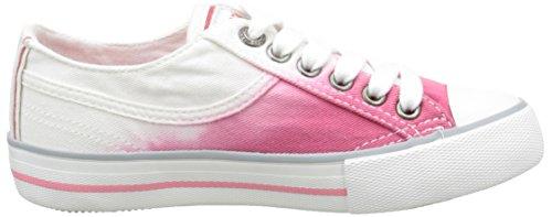Kaporal Icario Unisex-Kinder Sneaker Pink - Rosa