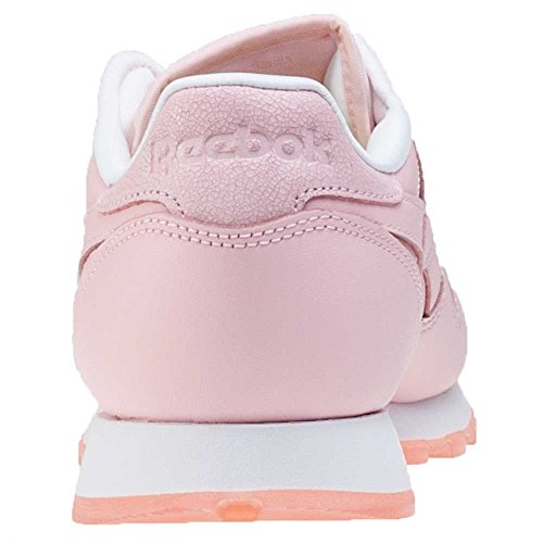 Reebok Donna Sneaker CL Leather Face Rosa