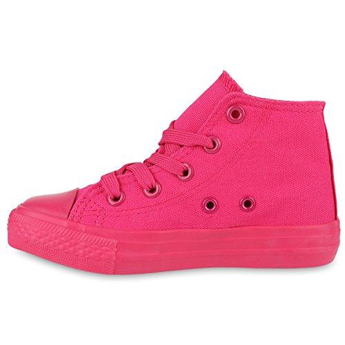 f2f790bc3d9 ... Rosa Tênis Tecido Lace Crianças Das De Cano Sapatos Alto Sapatilhas  BEnZHqwxz ...