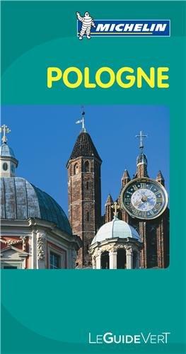 Guide Vert Pologne par Collectif Michelin