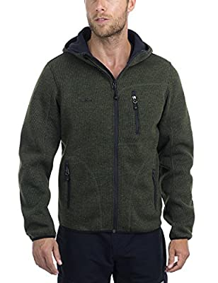 Jeff Green, Herren Fleecejacke Christoph