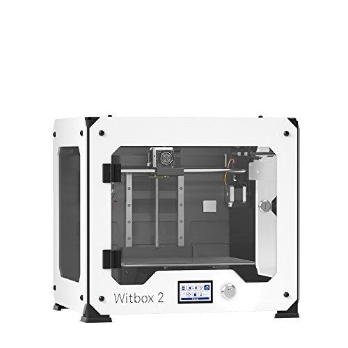 BQ WITBOX 2 - IMPRESORA 3D  COLOR BLANCO
