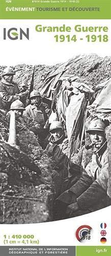 GRANDE GUERRE 1914-1918 RECTO/VERSO par COLLECTIF