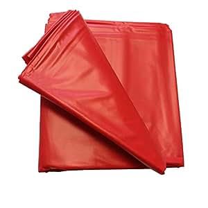 JOYDIVISION - 22082 - Drap de lit pour jeux érotiques - 180 x 260 cm rot