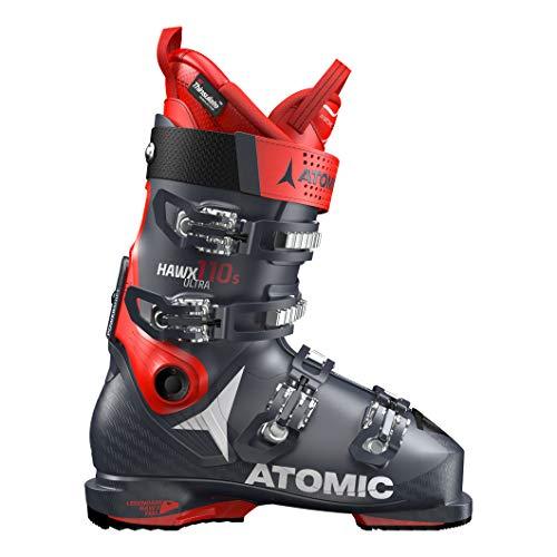 Atomic Unisex-Erwachsene ABO ATO All Mtain Inl Schneestiefel, Blau (Dark Blue/Red 000), 43/44 EU
