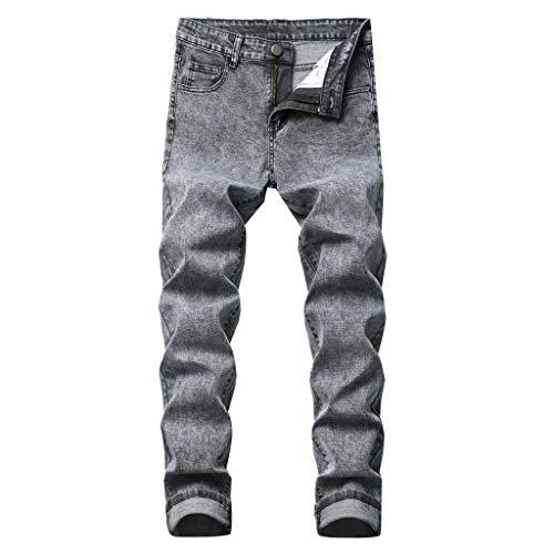 Pantaloni Pantaloncini Da Uomo Jogging Sportivi Elasticizzato Con Cerniera Slim Fit Strappati Jeans,Pwtchenty