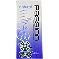 Natural Water-Based Lubricant - 7.3 ML Single Use Pouch (40 Stück) preisvergleich bei billige-tabletten.eu