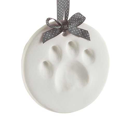 Pearhead 50009 Pawprints Hanging Keepsake, Year Round -