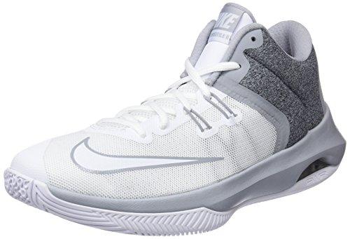 Nike Herren Air Versitile II Basketballschuhe, Elfenbein (White/Wolf Grey 101), 43 - Aus Basketball-schuhe