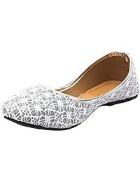 Womens Ethnic Footwear Mesh Jutis, Mojaris, Bellies