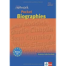 English Network Pocket Biographies: Buch mit Audio-Download (English Network Pocket Series)