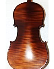Student Violin maple wood 1/4, 1/2, 3/4 Good quality with bow & Case
