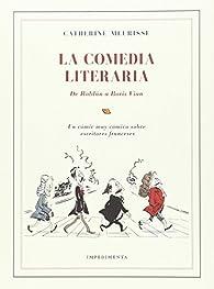La Comedia Literaria par Catherine Meurisse