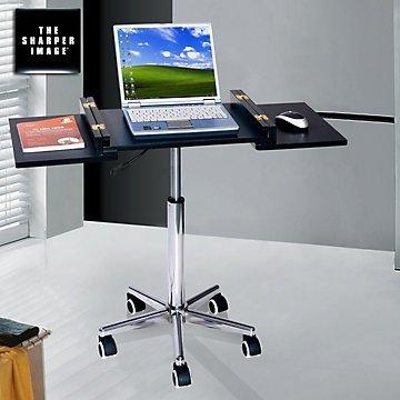 sharper-image-height-adjustable-laptop-cart-by-off